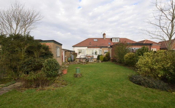 Southgate Bungalows, Whitwell Common, Worksop