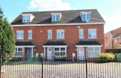 Roundhouse Crescent, Worksop