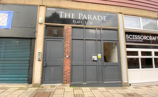 The Parade, Potter Street, Worksop