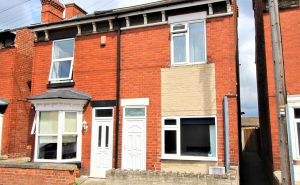 Priorswell Road, Worksop